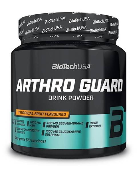 Biotech USA Arthro Guard Drink Powder - Biotech USA 340 g Apricot