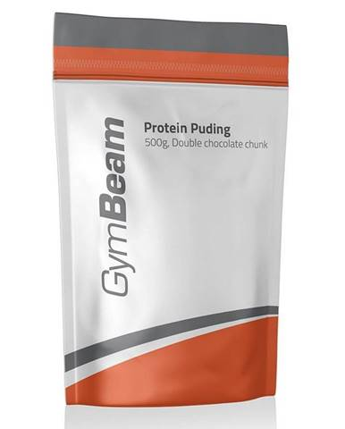 Protein Puding - GymBeam 500 g Double Chocolate Chunk