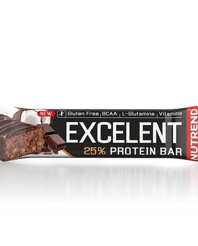 Nutrend Excelent Protein Bar 85 g čierna ríbezľa brusnica