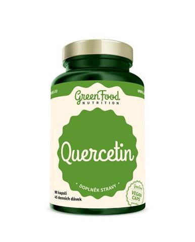 GreenFood Quercetin 90 kapsúl