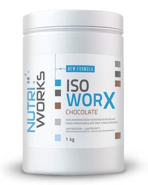NutriWorks NutriWorks Iso Worx 1000 g variant: vanilka
