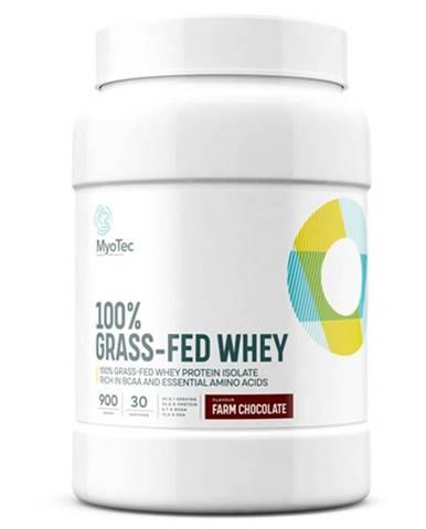 MyoTec 100% Grass Fed Whey 900 g variant: čokoláda