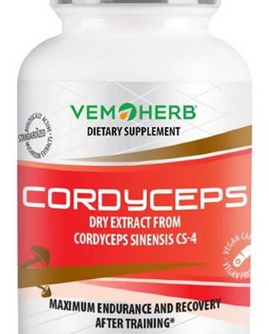 VemoHerb Cordyceps CS-4 90 kapsúl