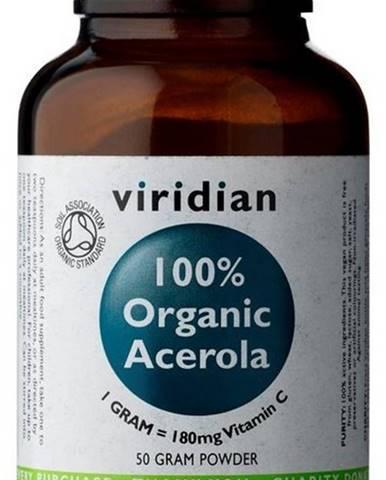 Viridian Acerola Organic 50 g