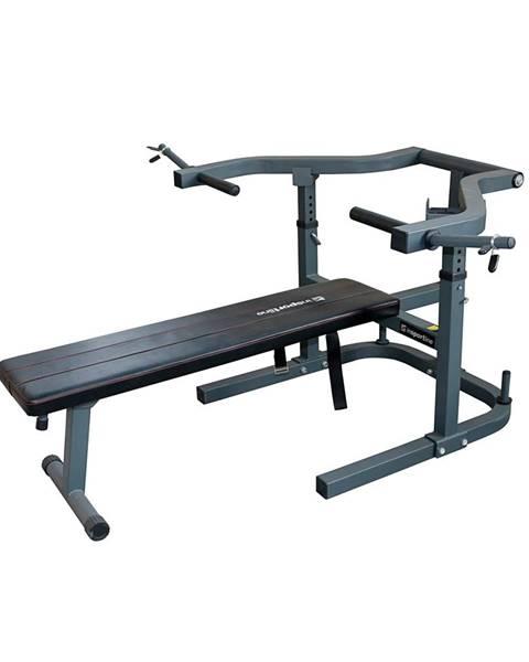 Insportline Bench press lavica inSPORTline LKM715 - Záruka 10 rokov