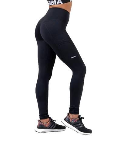 Dámské legíny Nebbia High waist Fit&Smart 505 Black - S