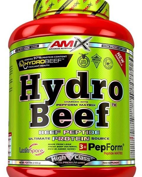 Amix Nutrition Amix Nutrition Amix HydroBeef Peptide Protein 1000 g variant: čokoláda - arašidy - karamel