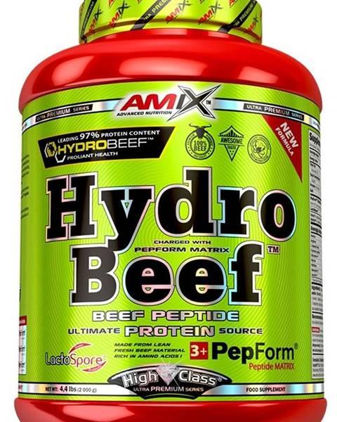 Amix Nutrition Amix Nutrition Amix HydroBeef Peptide Protein 2000 g variant: čokoláda - arašidy - karamel