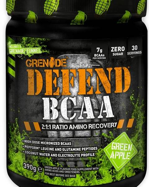 Grenade Grenade Defend BCAA 390 g variant: jahoda - mango