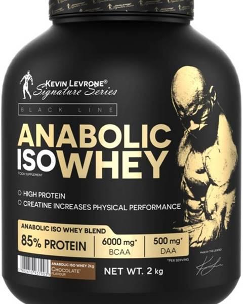 Kevin Levrone Kevin Levrone Anabolic ISO Whey 2000 g variant: banán - broskyňa