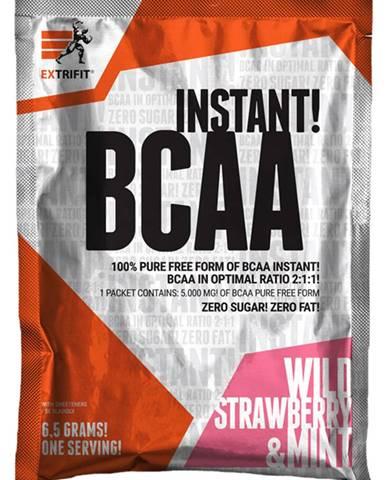 Extrifit BCAA Instant 6,5 g variant: jahoda - mäta