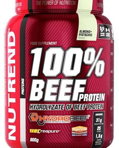 Nutrend 100% Beef Protein 900 g variant: čokoláda - lieskový oriešok