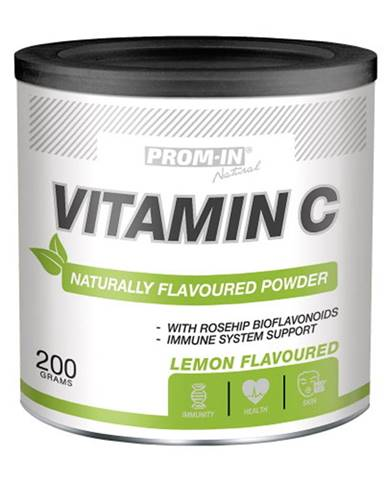 Prom-IN Vitamín C 200 g variant: citrón