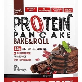Nutrend Protein Pancake 750 g variant: bez príchuti