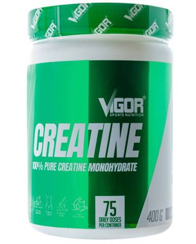 Vigor Nutrition Vigor 100% Pure Creatine Monohydrate 400 g variant: bez príchuti