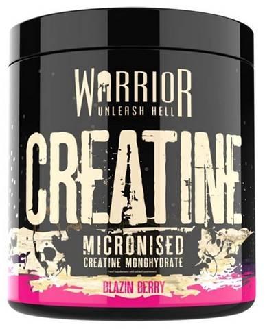 Warrior Creatine Micronised Flavoured 300 g variant: jahoda