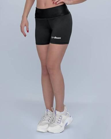 GymBeam Dámske fitness šortky Fly-By black  L