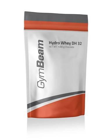 GymBeam Hydro Whey DH 32 1000 g malinový jogurt