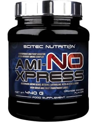 Ami-NO Xpress od Scitec Nutrition 440 g Orange+Mango