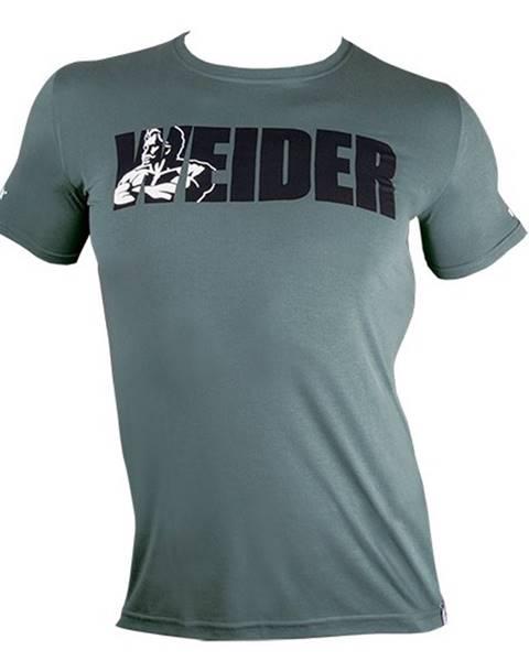 Weider Weider Tričko Basic sivé variant: L