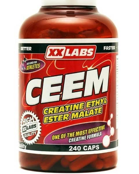 Xxlabs XXLabs Creatine Ethyl Ester Malate 240 kapsúl