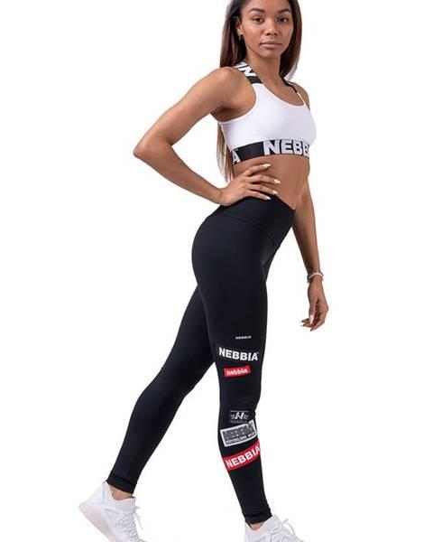 Nebbia Nebbia High Waist NEBBIA Labels legíny 504 čierne variant: L