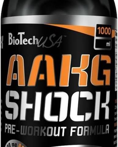 BioTech USA BioTech AAKG Shock Extreme 1000 ml variant: pomaranč