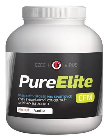Czech Virus Pure Elite CFM 2250 g variant: čokoláda