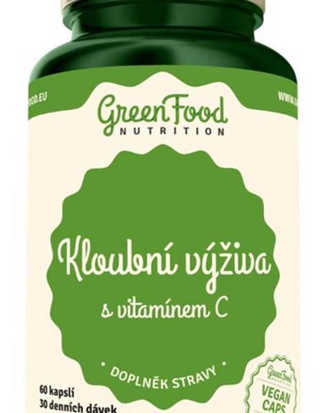 GreenFood GreenFood Kĺbová výživa s vitamínom C 60 kapsúl