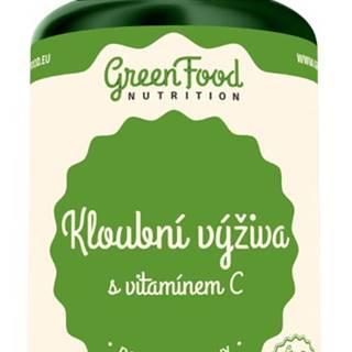 GreenFood Kĺbová výživa s vitamínom C 60 kapsúl