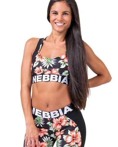 Nebbia Aloha Babe športová podprsenka 551 čierna variant: M
