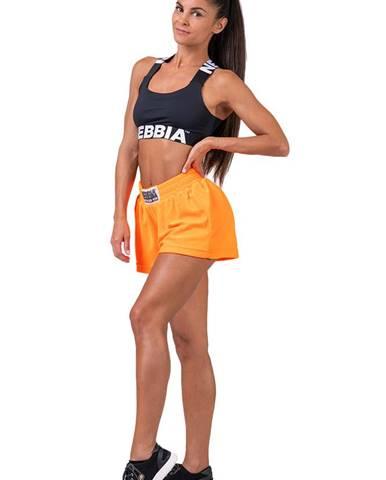 Nebbia Neon Energy boxerské šortky 519 oranžové variant: M