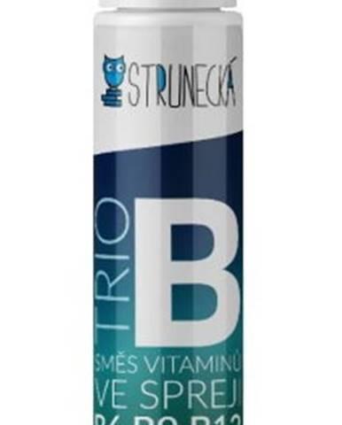 Strunecká Trio B Zmes vitamínov v spreji 30 ml