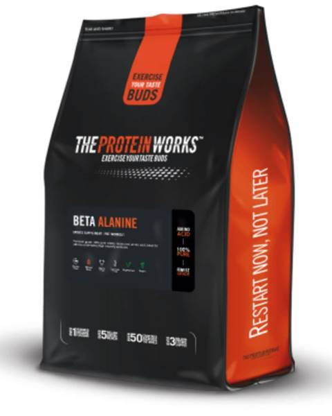 The Protein Works TPW Beta Alanín 500 g