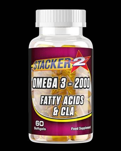 Stacker2 Dexi Omega 3 – 2000 60 kaps.