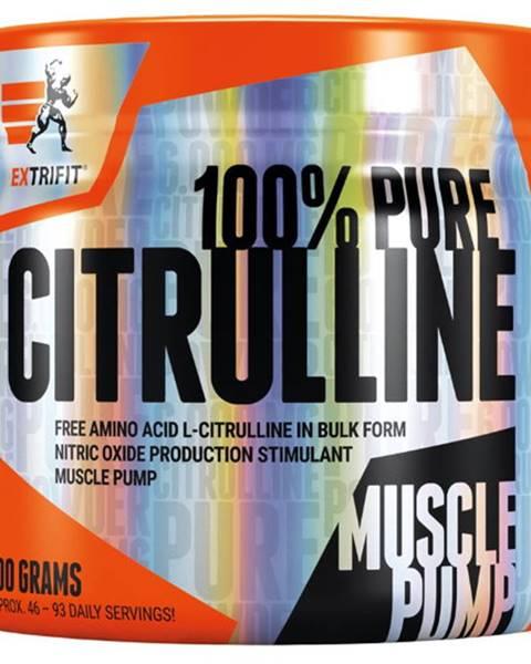 Extrifit Extrifit Citrulline Pure Powder 300 g variant: bez príchuti