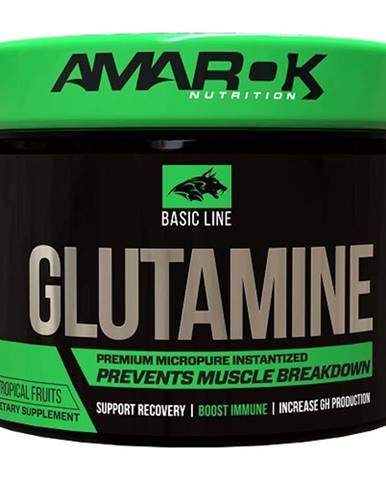 Basic Line Glutamine - Amarok Nutrition 300 g Tropical
