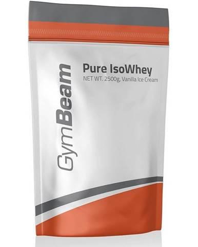 Pure Iso Whey - GymBeam 1000 g Chocolate Hazelnut