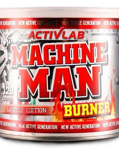 Activlab Machine Man Burner 120 tabliet