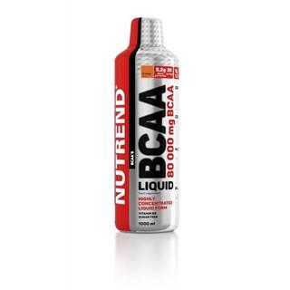 NUTREND BCAA Liquid 1000 ml pomaranč