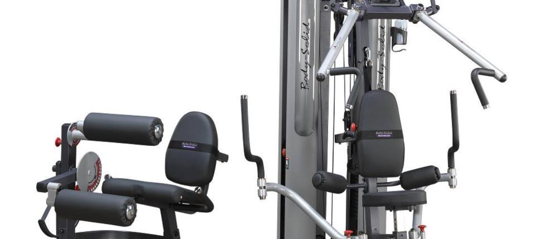 Posilňovacia veža Body-Solid G10B - Záruka 5 rokov + Servis u zákazníka